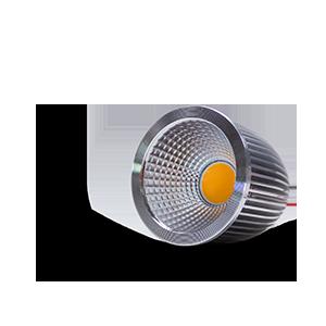Eine Nahaufnahme des Constaled LED-Spots 30938
