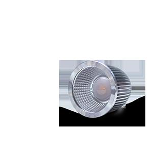 Eine Nahaufnahme des Constaled RGBW LED-Spots 31345
