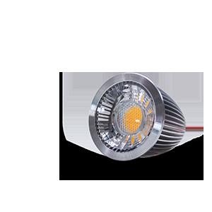 Eine Nahaufnahme des Constaled LED-Spots 30939