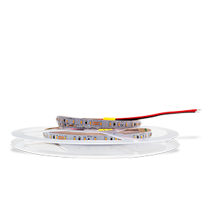 Eine Nahaufnahme des Constaled Warm White LED-Stripes 30014