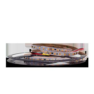 Eine Nahaufnahme des Constaled Warm White LED-Stripes 31214