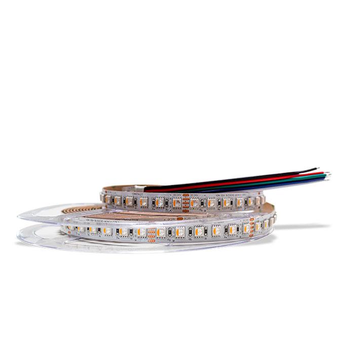 Nahaufnahme des Constaled RGBWW LED-Stripes 30020